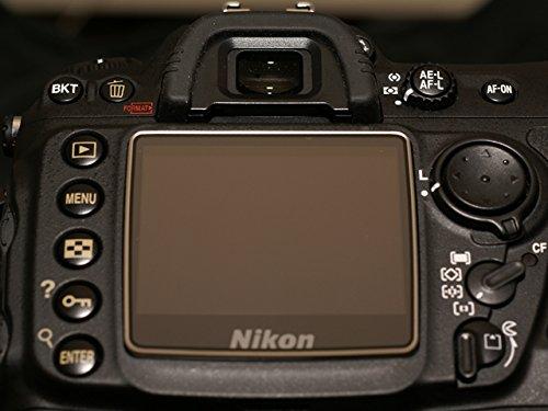ACMAXX 2.5' HARD LCD Screen ARMOR PROTECTOR for Nikon D80 DSLR digital Camera