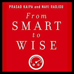 From Smart to Wise Audiobook