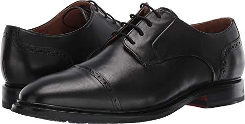 Bostonian Men's Bridgeport Cap Black Leather 8.5 M US