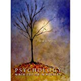 Psychology, Ninth Edition, in Modules (Loose Leaf) and Video Tool Kit, Myers, David G. and Worth Publishers, 1429285281