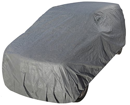 Leader Accessories Xtreme Guard 5 Layers Mini Van Car Cover Waterproof Breathable Outdoor Indoor (Minivan up to 18'0