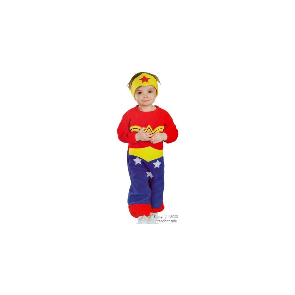 Baby Infant Wonder Woman Costume ( 6 12 MO) Toys & Games