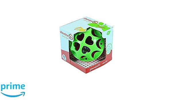 GLOBO Pelota con sonajero,, glo430: Amazon.es: Juguetes y juegos