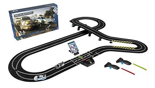 Scalextric Arc Air 24hr Le Mans Porsche 911 1:32 Slot Car Race Track Playset C1359T Set Any Scalextric Set