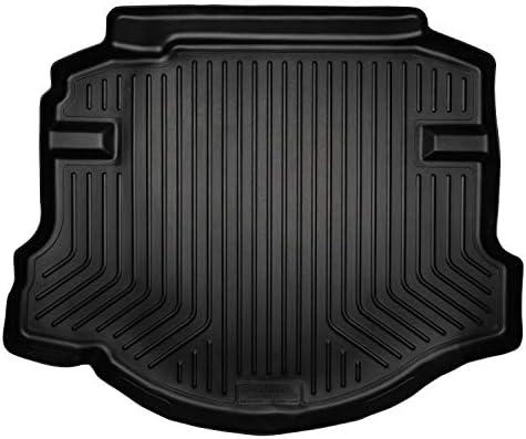 Husky Liners Fits 2013-14 Dodge Dart Sedan, 2015-16 Dodge Dart Trunk Liner,40041,Black