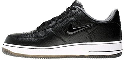 Nike Air Force 1 488298-016 Schwarz Größe Euro 40 / US 7 / UK 6 / 25 cm