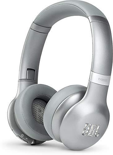JBL Everest 310 On-Ear Wireless Bluetooth Headphones (Silver)