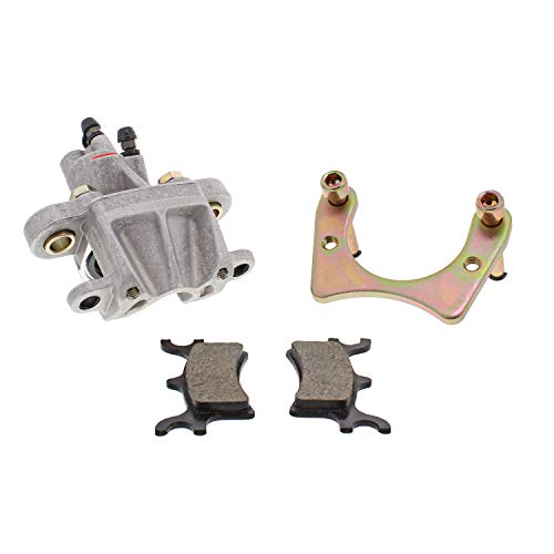 (NICHE Rear Brake Caliper Pads Mounting Bracket for Polaris Trail Boss 330 2005-2013 )