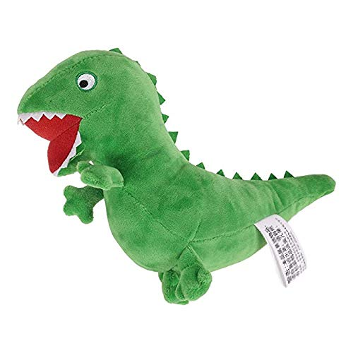 George Dinosaur Stuffed Peppa Pig Dinosaur Plush Toy Family Party Doll Cute Christmas New Year Gift (George Dinosaur Stuffed Animal)