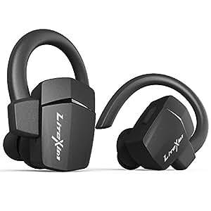 wireless earbuds litexim tw 18 true wireless stereo bluetooth headphones in ear. Black Bedroom Furniture Sets. Home Design Ideas