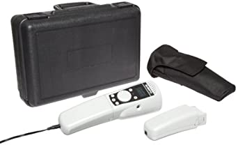 Shimpo DT-900-UP Digital TechStrobe Professional Kit with 2 Batteries, Universal Charger, Spare Flash Tube, and Carrying Case, 40 - 12500 FPM Flash Range