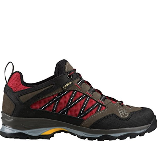 Mattone Belorado Lady Women's Hiking Shoes Gtx Hanwag Low Rise nzxgC5wCq8