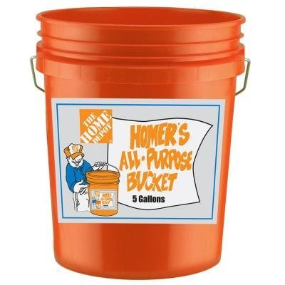 5 gallon home depot bucket - 1