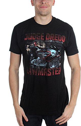 Hommes Pour Lawmaster 2000 Ad Dredd shirt Juge Black T CFYqC