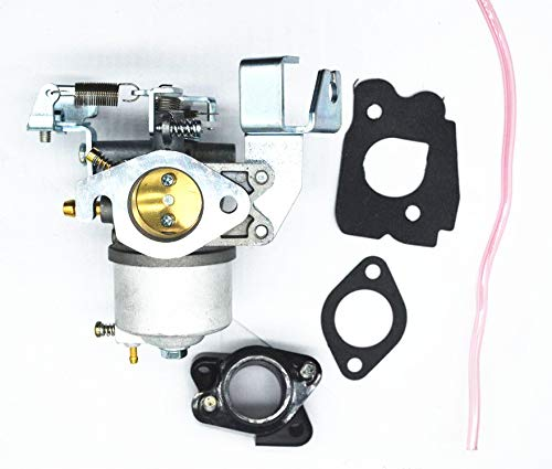Golf Cart Carburetor With Intake Spacer Joint For 1985-1995 Yamaha 4 cycle G2 G8 G9 and G11 Gas Models