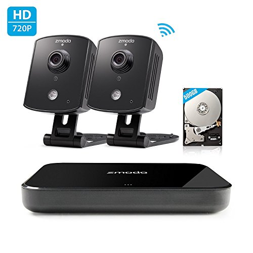 Zmodo Wireless Two Way Security Playback product image