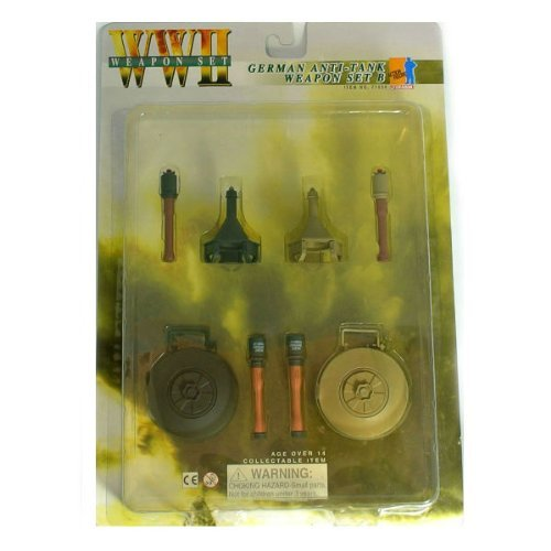 1/6 Scale German Anti-Tank Weapon Set B (German Anti Tank Weapon)