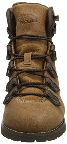 The North Face W Ballard BF Boot, Botas de Senderismo Para Mujer Marrón (Dachshund Brown/demitasse Brown)