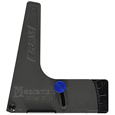 RPM Monster Camber Gauge: Toys & Games