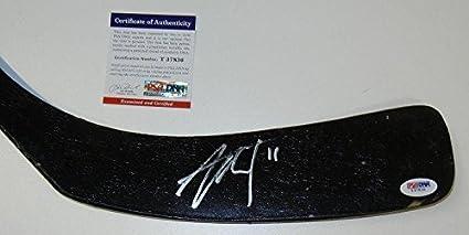 Jordan Staal Signed Stick - COA CAROLINA HURRICANES T37836 - PSA DNA  Certified 776ac3755