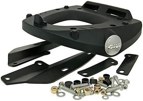 Givi E225m Topcase Trägerplatte Für Monolock Koffer Schwarz 40 Auto