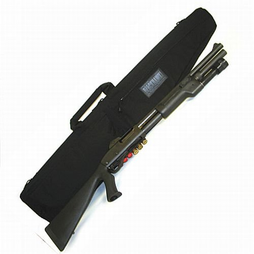 Blackhawk Case Shotgun - Blackhawk 44 Inch Tactical Shotgun Case - Black