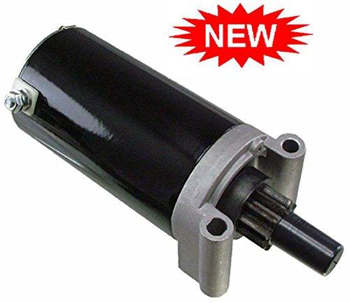 NEW STARTER MOTOR FOR CUB CADET KOHLER Courage Twin 32-098-01 3209801, 3209803, 3209801S, 3209803S