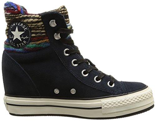 Converse A/S Hi Platform Plus Collar Su -  para hombre Twilight/Winter Wool