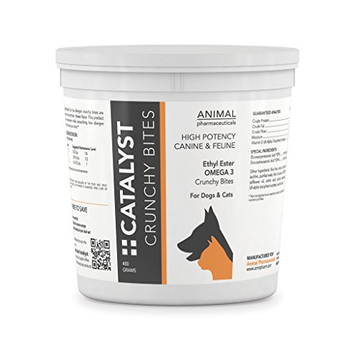 Animal Pharmaceuticals Catalyst Crunchy Bites  480G