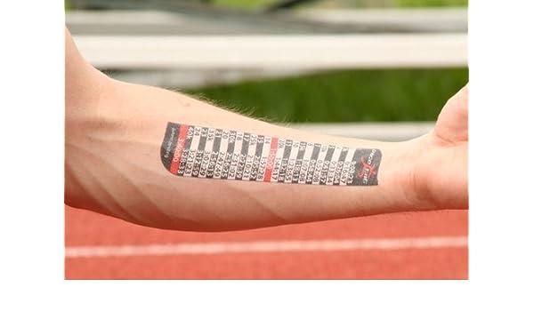 PACETAT Ritmo Tat (Kilo) diseño de Tatuaje Temporal El Ritmo ...