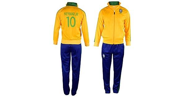 Ventilador - Mochila para niños Brasil Neymar Jr # 10 Fútbol niños ...