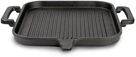 Bifteck En Fonte Poêle à Frire/Poêle à Rayures/Poêle à Frire/Poêle à Frire