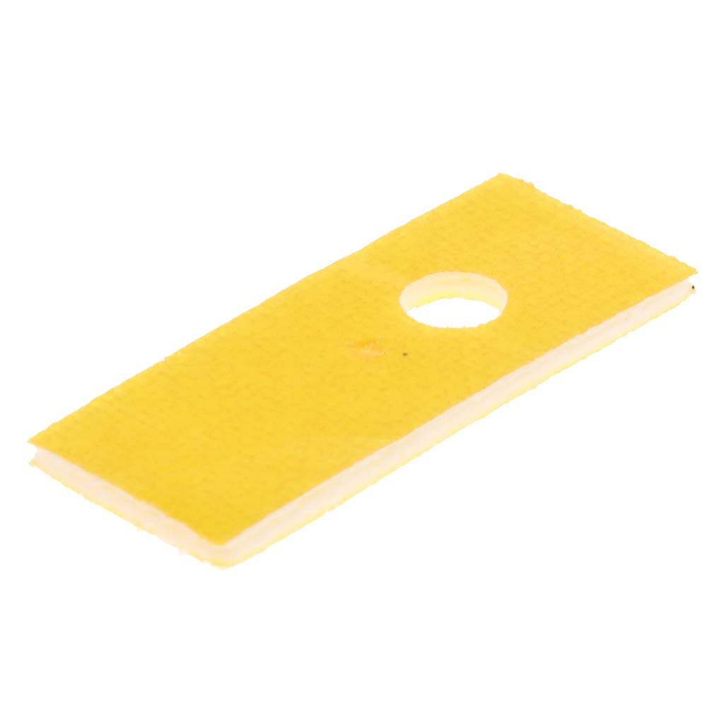 Homyl 3D Printer Part Heating Block Cotton Tape Replacement Repair for Creality 3D CR-10