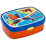 Planes Funny Brotdose im neuen Design Jausenbox Pausenbrot-Dose
