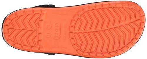 tangerine Crocs Unisex Cbndtropicsclg Rosso – Adulto Zoccoli qfHTrf