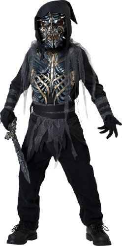 Warrior Costume Death (Death Warrior Child Costume -)