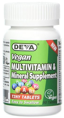 Deva Vegan Multivitamin