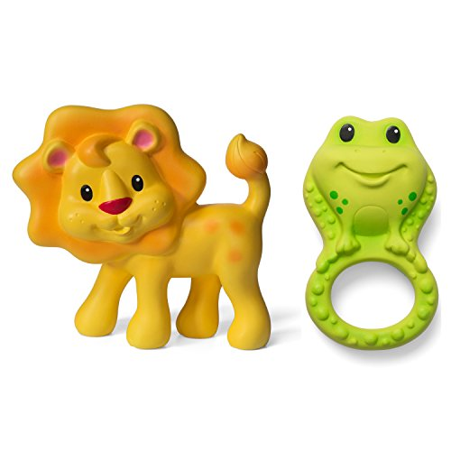 Infantino Squeeze Teethe Pals Lion product image