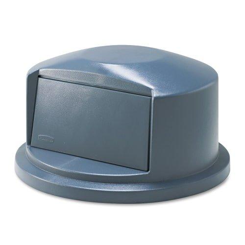 32 gallon trash can dome lid - 9