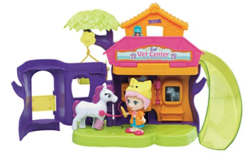VTech Flipsies Eva's Tree House and Vet Center (Discontinued by manufacturer)