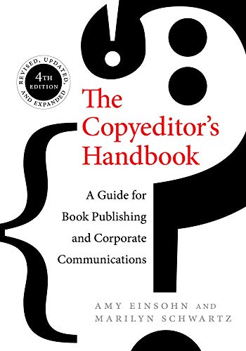 The Copyeditor`s Handbook – A Guide for Book Publishing and Corporate Communications