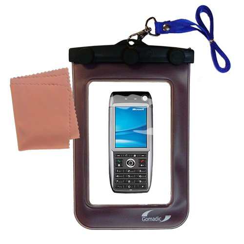 Underwater Case for the HTC Breeze – 天気、安全に保護防水ケースagainst the elements   B0049KTXY6