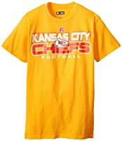 NFL Kansas City Chiefs All Time Great IV T-Shirt - Gold from Nutmeg