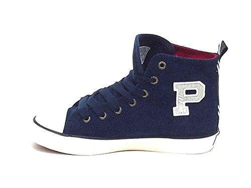 Polo Ralph Lauren , Baskets pour garçon Bleu Blu