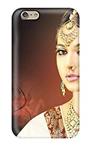Hot Fashion Design Case Cover For Iphone 6 Protective Case (anushka Shetty In Nagavalli) by ruishername