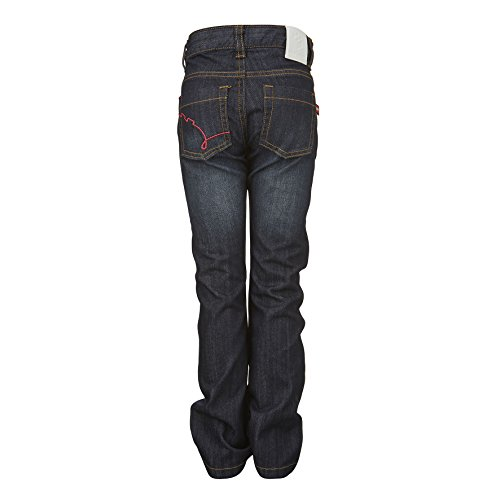 Dark Vaqueros LEGO Wear Denim para Blau 57 niña Friends 66Y4qxU