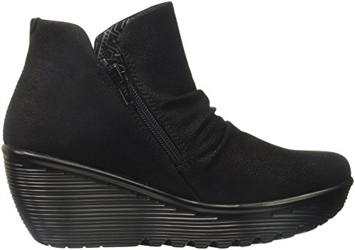 Parallel Ankle Bootie Women's Black Dusk Skechers Aw6ZPZ