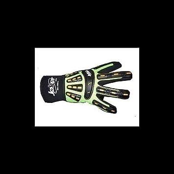 JOKER XTR MX 2509 Green/Black Xtreme Impact Oil Field Gloves