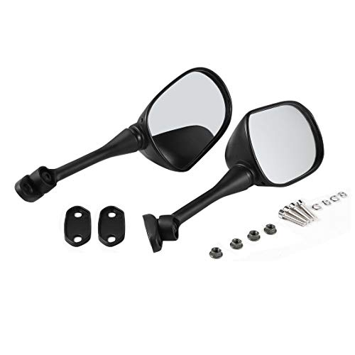 Motorcycle Rearview Mirror Racing Sport Bike Back Side Mirrors for Honda