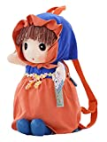Cute Childrens Backpack For School Toddle Backpack Baby Bag, Orange